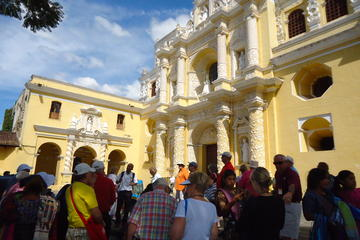 ANTIGUA WALKING TOUR  for Cruise Ship guest coming from Port Quetzal