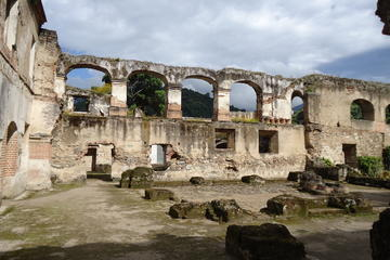 FULL DAY  COLONIAL ANTIGUA from Guatemala city