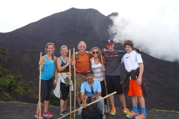 PACAYA ACTIVE VOLCANO HIKE from...