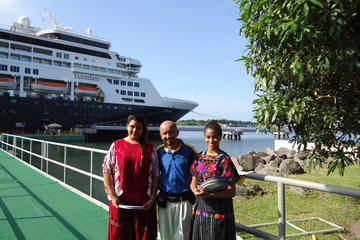 Shore Excursion: Antigua Sightseeing Tour from Puerto Quetzal