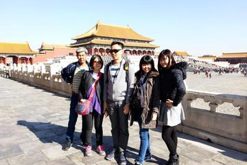Private 4-Hour Walking Tour to Tiananmen Square, Forbidden City