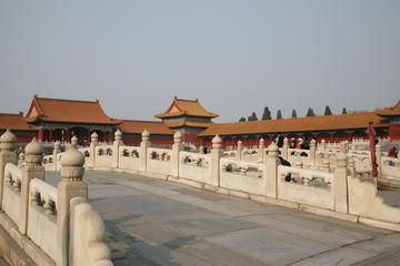 Tiananmen Square, Forbidden City...