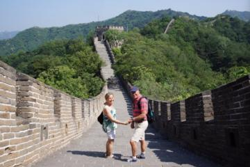 Private Day tour to Tiananmen Square Forbidden City and Mutianyu Wall