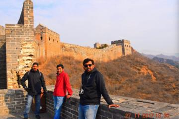 Private Great Wall at the Jingshanling section
