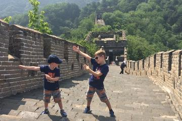 Private Great Wall Mutianyu section with Summer Palace
