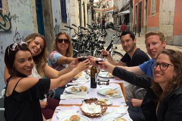 Lisbon Flavours Bike Tour