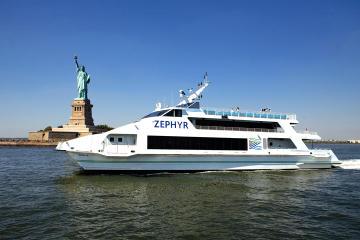 Express-Bootstour zur Freiheitsstatue