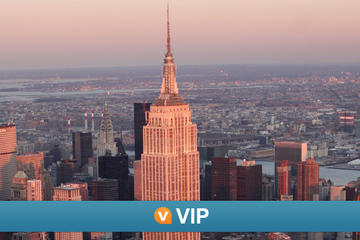 Viator VIP:Empire St Bldg, Statue of Liberty, 9/11
