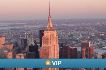 VIP da Viator: Empire State Building, Estátua da Liberdade e Memorial...