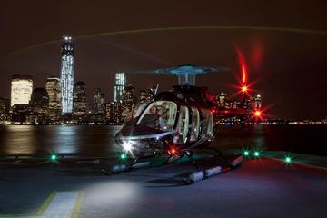VIP de Viator: vuelo nocturno en...