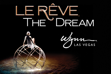 Le Rêve - The Dream på Wynn Las Vegas