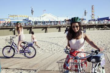 All-Inclusive Santa Monica Bike Tour and Beach Rental