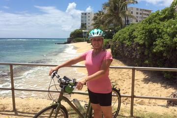 自転車で回るハワイアン食通ツアー