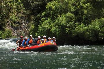Malerische Wildwasser-Rafting-Tour...