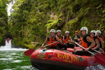 Rafting em Corredeiras do Rio Kaituna...