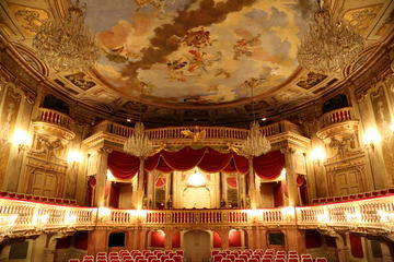 Concert Mozart représentation de Don Giovanni par le Wiener...
