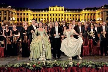 Concerto serale allo Schonbrunn Palace
