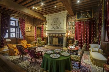 Billet coupe-file: château d'Azay le...