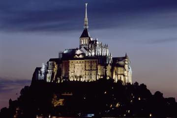 Evite las colas: abadía del Monte Saint-Michel de Normandía