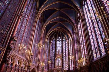 Zonder wachtrij: Sainte Chapelle in Palais de la Cité