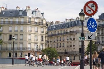 Tour in bicicletta nel cuore di Parigi