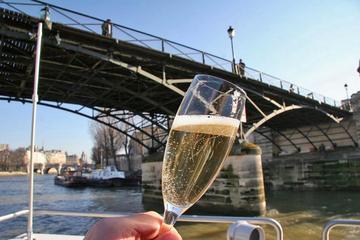 Kryssning på Seine med champagneprovning