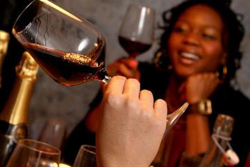 Vinprovning av franska viner i Paris