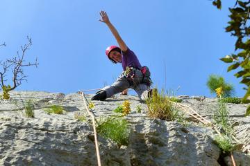 Rock Climbing in Dubrovnik
