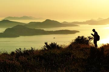 Sunset Hiking Workout from Dubrovnik