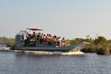Airboat Ride with Transport from New Orleans