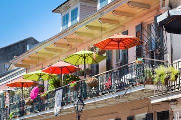 Day Trip Guided Historical French Quarter Walking Tour near New Orleans, Louisiana