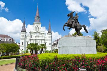 Day Trip New Orleans Super Saver: City Tour and Steamboat Natchez Harbor Cruise near New Orleans, Louisiana