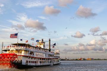Day Trip Steamboat Natchez Jazz Dinner Cruise near New Orleans, Louisiana