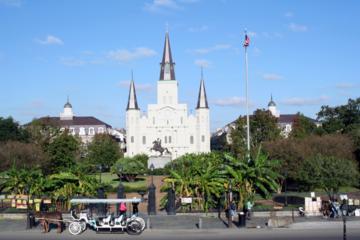 Tour en autobús por la ciudad de Nueva Orleans