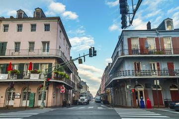 Tour huracán Katrina de Nueva Orleans