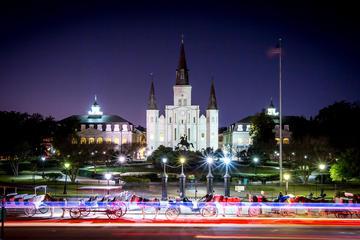 Tour nocturno por Nueva Orleans: Visita turística y Cócteles