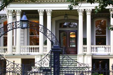 Tour à pied du Garden District : Maisons et cimetière Lafayette