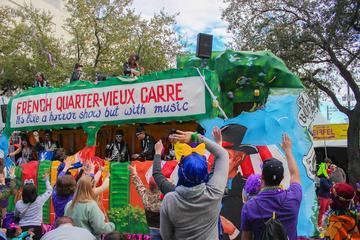 Viator VIP: 4-tägiges ultimative Mardi Gras-Erlebnis