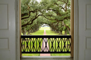 Visite d'Oak Alley Plantation