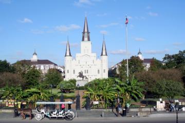 Visite de la de la Nouvelle-Orléans en bus