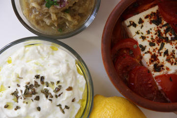 Intro To Greek Cuisine in Paros