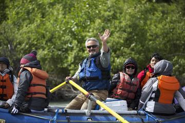Chilkat Bald Eagle Preserve Rafting - Haines Departure