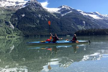 Chilkoot Lake Kayak Tour - Haines Departure