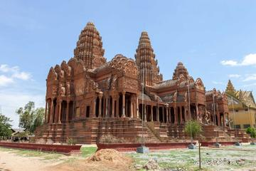 Private Prasith and Reap Temples Day Trip from Phnom Penh