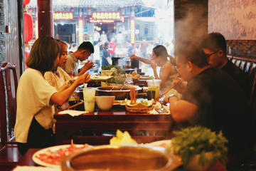 Famed HaiDiLao Hot Pot Dining Experience including Shanghai Cuisine...