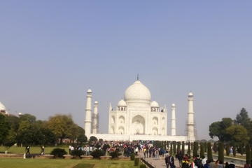Agra day tour with local market