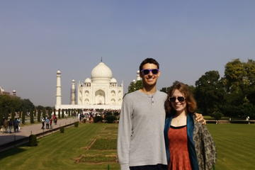 Taj Mahal Day Trip from Delhi