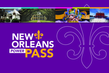 Forfait New Orleans Power Pass™