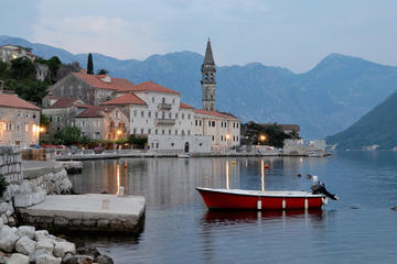 Private Tour:  Perast Baroque Town and Kotor Old Town