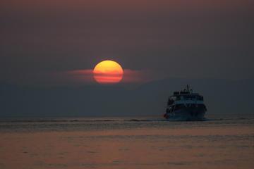 サンブルーラグーン&シボタ、コルフ島からのフルデイクルーズ